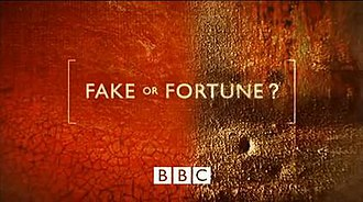 Fake or Fortune? - Image: Fakeor Fortune Title Card