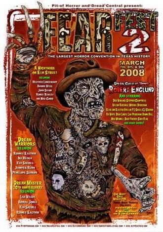 Texas Fear Fest - Texas Fear Fest 2 poster
