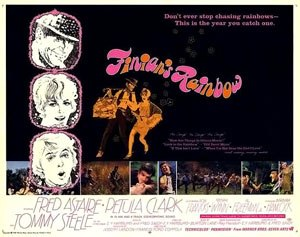 Finian's Rainbow (film) - Original poster