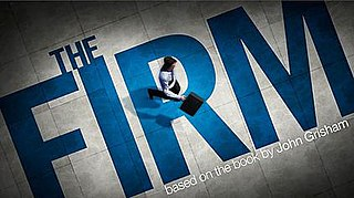 <i>The Firm</i> (2012 TV series)