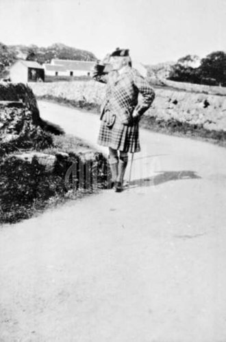Sir Fitzroy Maclean, 10th Baronet - Image: Fitzroy Donald Maclean