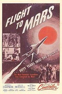 <i>Flight to Mars</i> (film) 1951 film by Lesley Selander