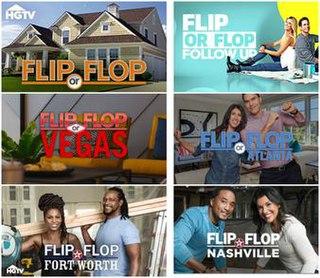 <i>Flip or Flop</i> (franchise) American reality television franchise