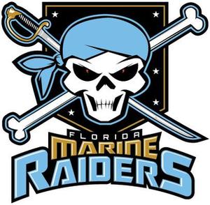 Florida Marine Raiders - Image: Florida Marine Raiders