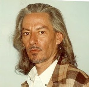 Frank Silva - Silva at the Twin Peaks Fan Festival in 1993