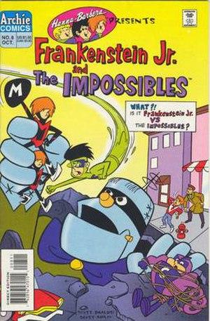 Frankenstein Jr. and The Impossibles - Image: Frankjr