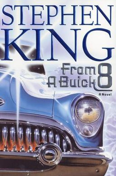 Picture of a book: From A Buick 8