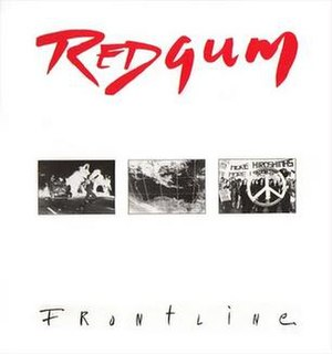 Frontline (album) - Image: Frontlinecover