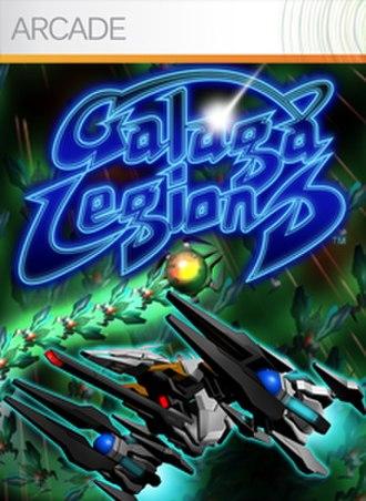 Galaga Legions - Image: Galagialegionscover