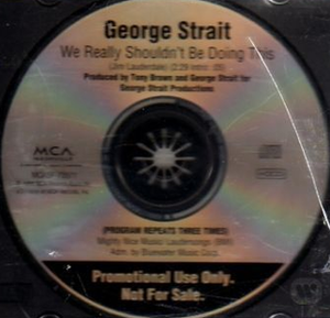 We Really Shouldn't Be Doing This - Image: George Strait WRSBDT