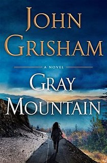 <i>Gray Mountain</i> (Grisham novel) novel by John Grisham
