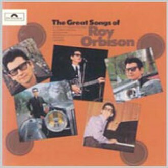 The Great Songs of Roy Orbison - Image: Great Songs Orbison