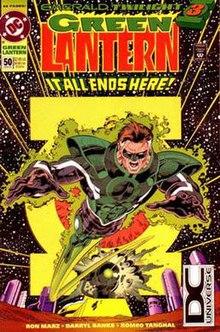 17 - Les comics que vous lisez en ce moment - Page 3 220px-Greenl50
