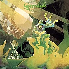 Dave Greenslade - From The Discworld