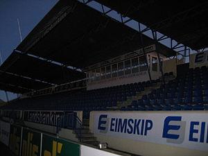 Grindavíkurvöllur - Image: Grindavíkurvöllur