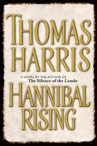 Hannibal Rising - First edition cover