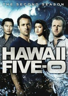 <i>Hawaii Five-0</i> (2010 TV series, season 2) Season of the 2010 television series
