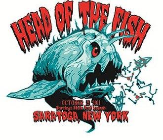 Head of the Fish - The Head of the Fish Regatta logo