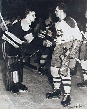 Maurice Richard - Image: Henry and richard