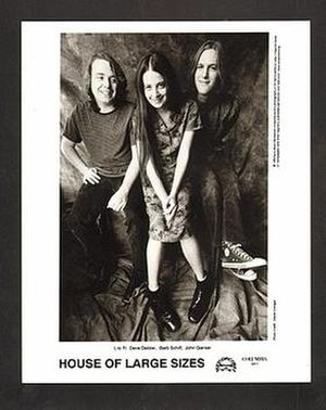 House of Large Sizes - House of Large Sizes, 1993.