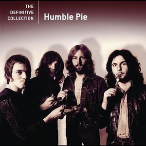 The Definitive Collection (Humble Pie album) - Image: Humble Pie Definitive Collection cover