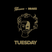 ILoveMakonnen - Dienstag (feat. Drake) (Offizielles Single Cover) .png