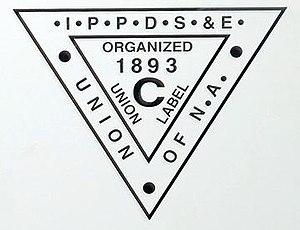 International Plate Printers, Die Stampers and Engravers Union of North America