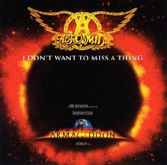 Aerosmith — I Don't Want to Miss a Thing (studio acapella)