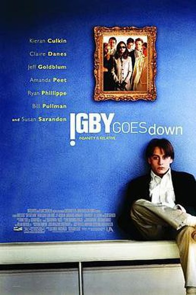 Picture of a movie: Igby Goes Down