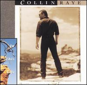 In This Life (Collin Raye album) - Image: Inthislife