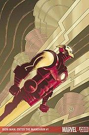 File:Iron Man Enter the Mandarin.jpg. Size of this preview: 395 × 600 pixels . iron man enter the mandarin