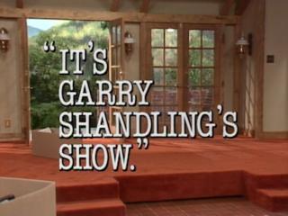<i>Its Garry Shandlings Show</i> American television program