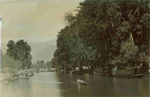 Jhelum River abt 1900