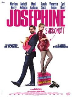<i>Joséphine, Pregnant & Fabulous</i> 2016 film by Marilou Berry