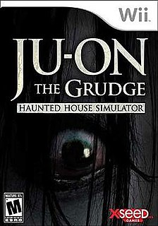 <i>Ju-On: The Grudge</i> (video game) video game