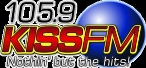KKSW - Image: KKSW 105.9 KISS FM logo