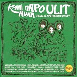 Kami nAPO Muna Ulit - Image: Kami n APO Muna Ulit (album cover)