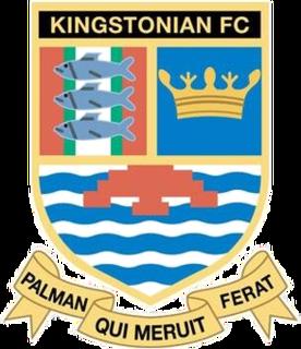 Kingstonian F.C. Association football club in England