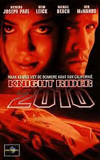 <i>Knight Rider 2010</i> 1994 TV film directed by Sam Pillsbury