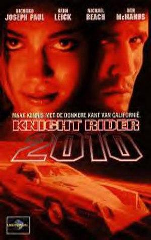 Knight Rider 2010 - Image: Knight Rider 2010