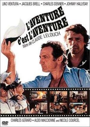 L'aventure, c'est l'aventure - Image: L'aventure, c'est l'aventure