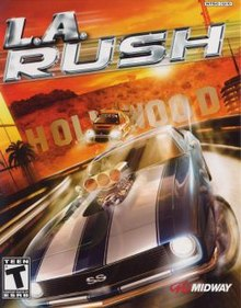 PSP TÉLÉCHARGER L.A.RUSH SHOWDOWN