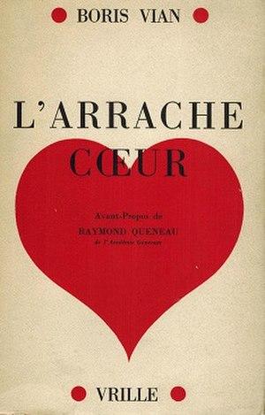 Heartsnatcher - First edition