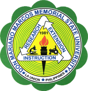 Don Mariano Marcos Memorial State University - Image: La Union State University