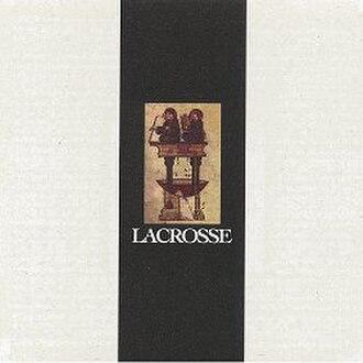 Lacrosse (album) - Image: Lacrosse (John Zorn album cover art)