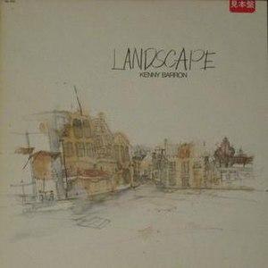 Landscape (Kenny Barron album) - Image: Landscape (Kenny Barron album)