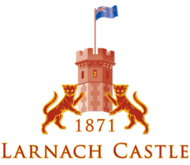 Larnach Castle Logo, Sep 2018.png