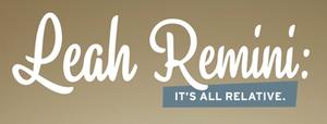 Leah Remini: It's All Relative - Image: Leah Remini Its All Relative logo
