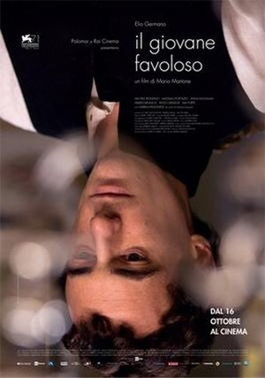 Leopardi (film) - Film poster