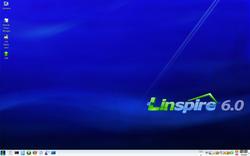 Screenshot of Linspire Open Source Wikipedia The Free Encyclopedia